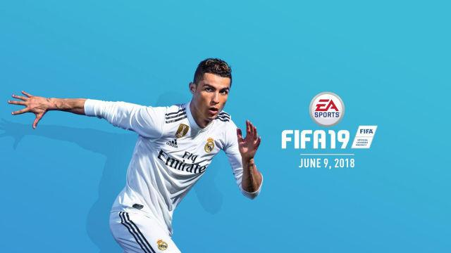 C罗确认转会尤文图斯  EA《FIFA 19》恐成最大输家