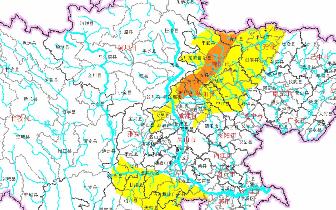 刚刚!成都、德阳、绵阳、广元发布地质灾害二级橙色预警
