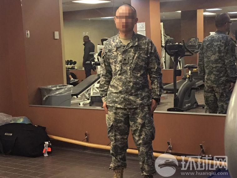 这个中国人想为伟大美军服役 苦等两年突然被拒