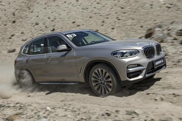 坚守本色之余再打舒适牌 试全新BMW X3