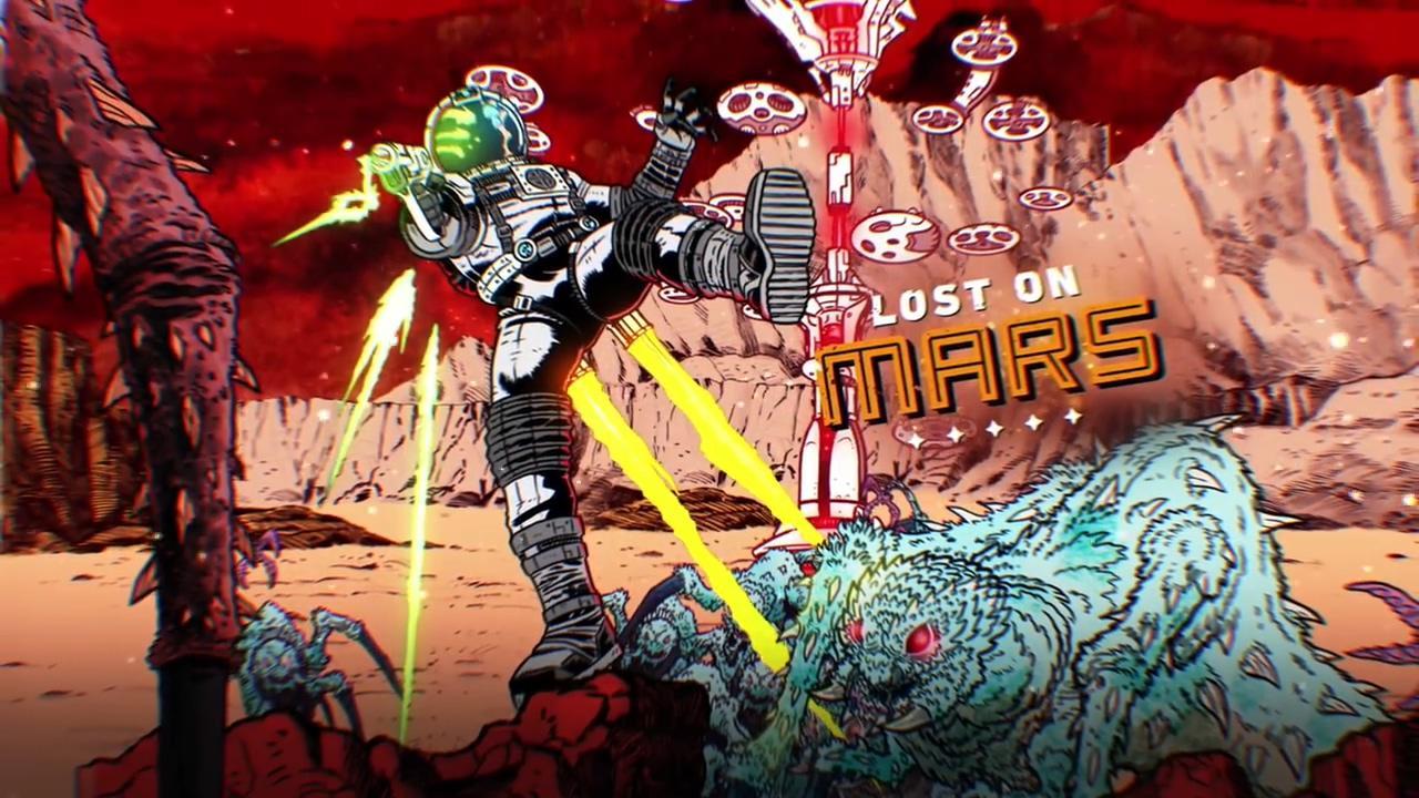 《孤岛惊魂5》新DLC内容公布 前往火星大战外星蜘蛛