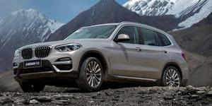 运动和舒适都要 试驾全新BMW X3