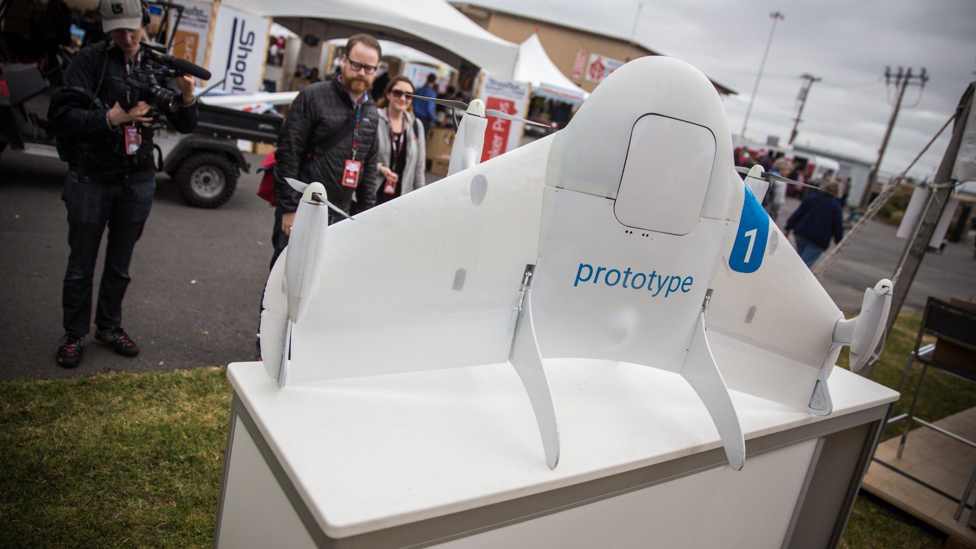 Alphabet再添两个子公司:一个用无人机送货一个做气球网络
