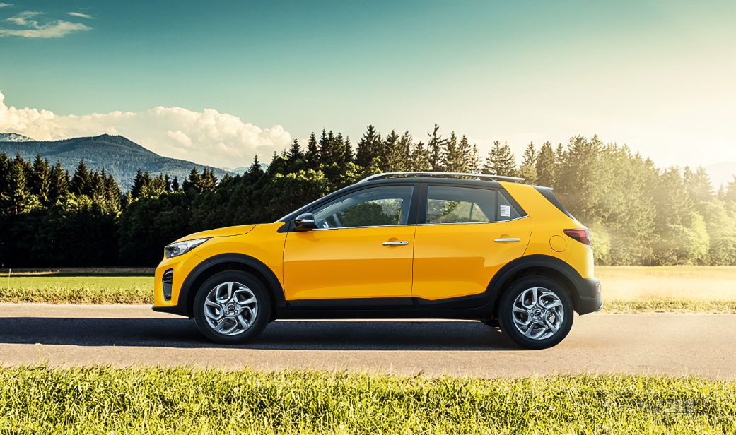 1.4L发动机 起亚奕跑小型SUV下半年上市