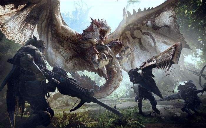 卡普空将推出3D动画《怪物猎人:公会传奇》 2019年上映