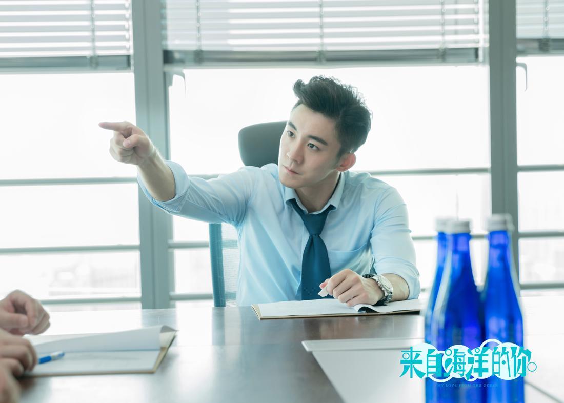 """《来自海洋的你》胡浩博实力诠释""""双面极端角色"""""""
