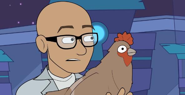 """《炉石传说》新版本趣味动画""""走进砰砰实验室""""第一集"""