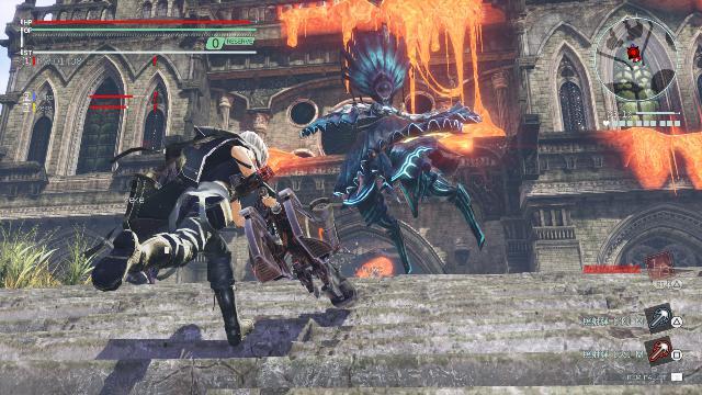《噬神者3》放出全新游戏截图 新角色新怪物公开