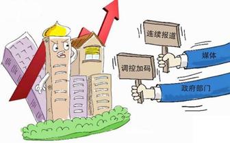 楼市调控底牌已亮!每年只准涨6%