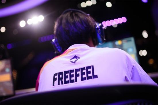 成为值得骄傲的选手之路 - 上海龙之队Freefeel