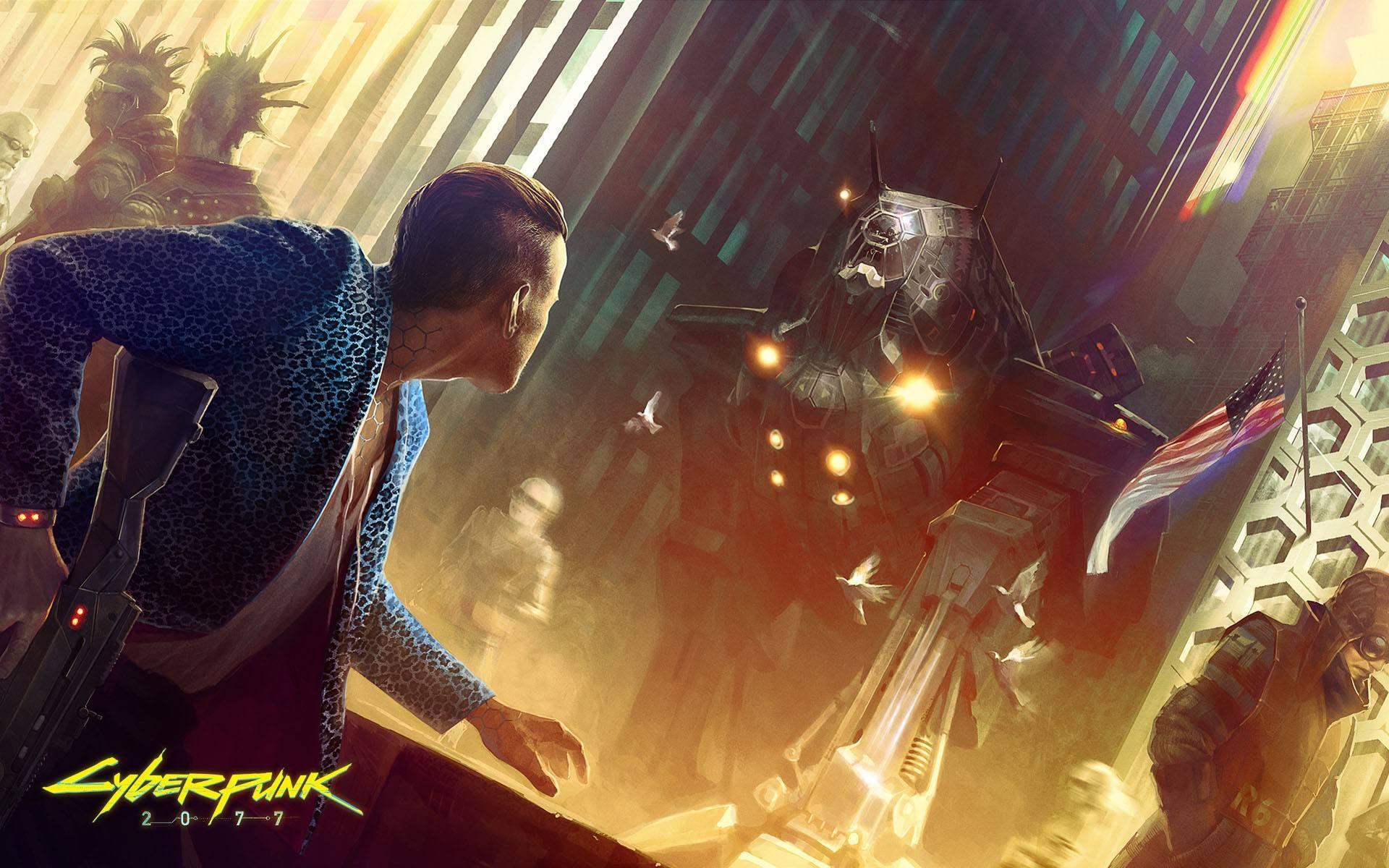 《赛博朋克2020》作者:游戏达到完美需要时间