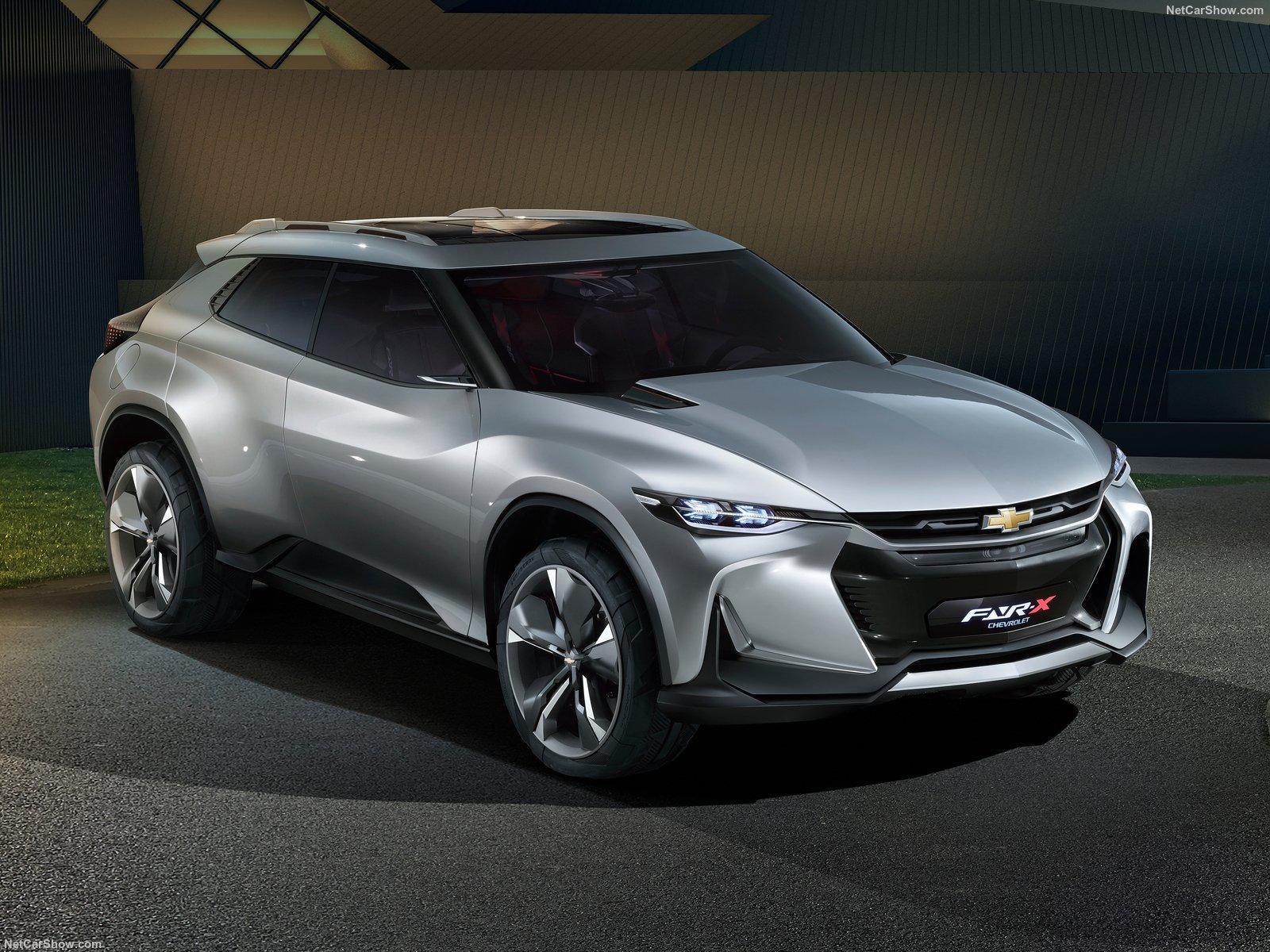 沃兰多在设计方面借用了2017年亮相的概念车FNR-X的设计灵感