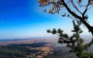 登山踏青之旅:铧子山地质森林公园