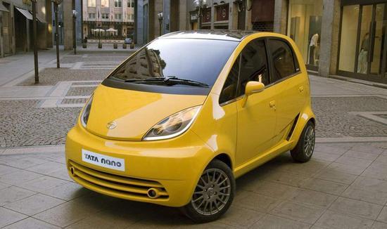 全球最便宜的汽车塔塔Nano明年将停产