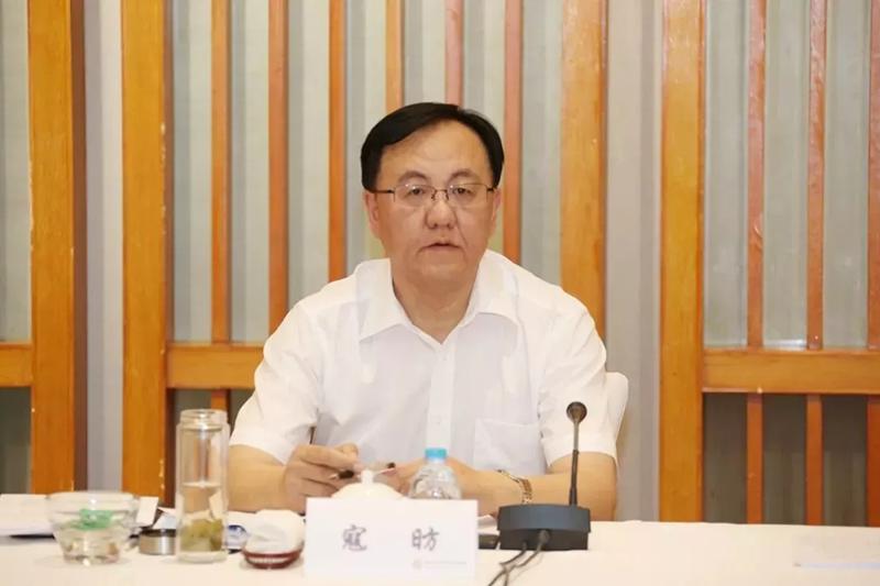 寇�P出任北京高院党组书记 曾任中央巡视组副组长