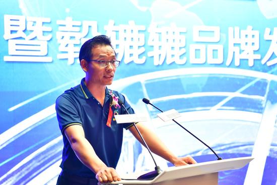 北京风扬科技有限公司总经理、毂辘辘创始人田决泉