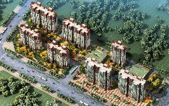 高远旭东城获得预售证 低密精工智能社区开盘在即
