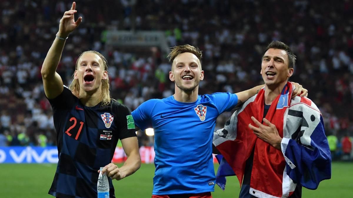 拉基蒂奇:英媒以为英格兰提前进决赛了 继续做梦吧