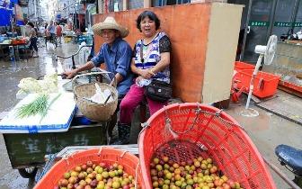 探访霞浦县牙城镇 细览灾后救援群像