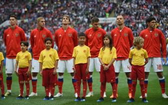 麦当劳选送中国小球童亮相俄罗斯FIFA世界杯 10岁中国