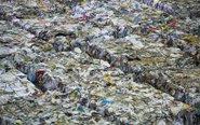 遭中国拒收后 美垃圾成堆