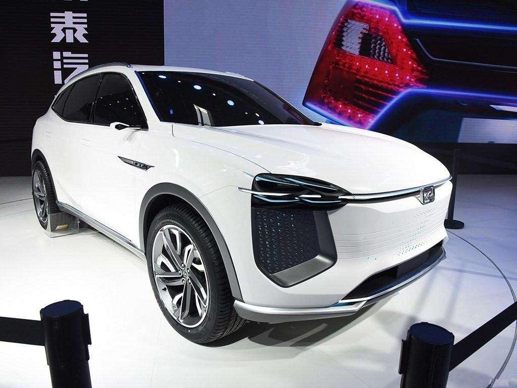 首款车型明年推出 众泰将步入3.0时代