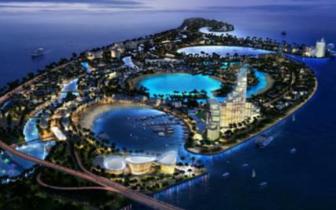 中弘股份拟14亿元售如意岛项目被深交所问询