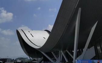 图说桂林 霸气侧漏!桂林机场T2航站楼计划年底启用