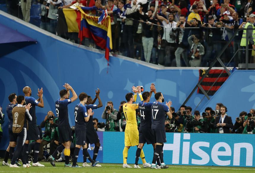 德尚式鸡血:只有世界杯冠军会被记住!没人记得亚军