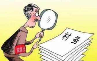 赣州赣县区一村干部因滥用职权被严肃查处