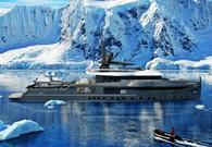 极地豪华游艇了解一下