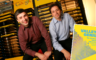 谷歌创始人口述历史:创建是意外 曾被赶出宿舍