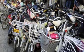 周矶镇开展电动自行车质量安全专项整治行动