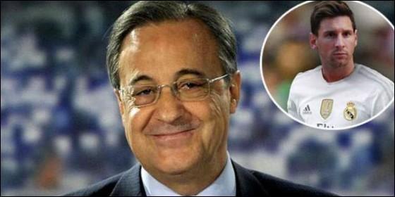 弗洛伦蒂诺曾表示要卖梅西