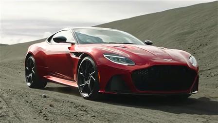 DBS 超跑车动态发布