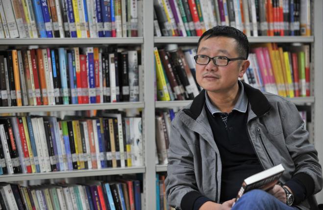 《三体》作者刘慈欣出任IDG资本首席畅想官