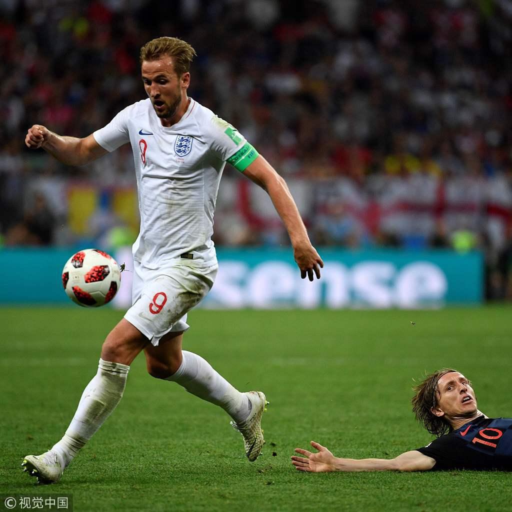 凯恩:金靴也弥补不了无缘决赛之憾 真不想踢比利时