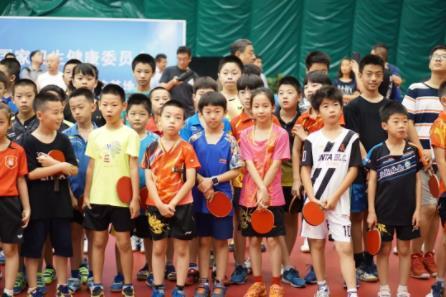 2018全国青少年乒乓球争霸赛启动 数万选手参与