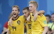 比利时2-0英格兰获季军