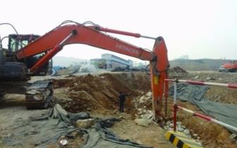 桂林大气办突击检查8个在建工地 所查都在违规施工