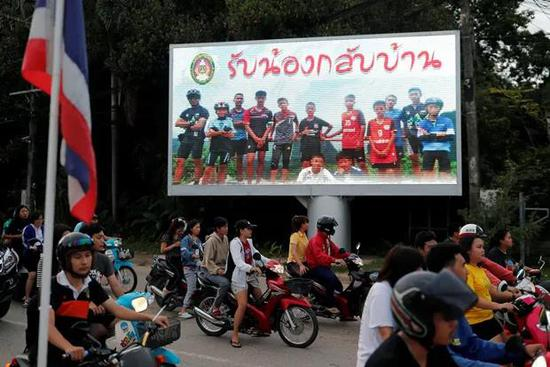 泰国洞穴救援 精通5国语言的无国籍男孩立下大功