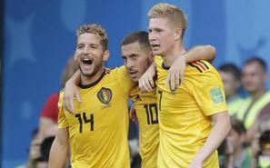 队史最佳!比利时2-0英格兰获季军