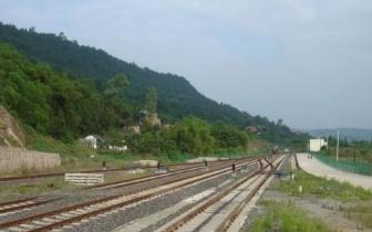 上半年福建省在建合资铁路完成投资80.24亿元