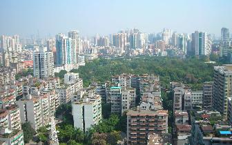 今后5年广州供应住宅用地3225公顷