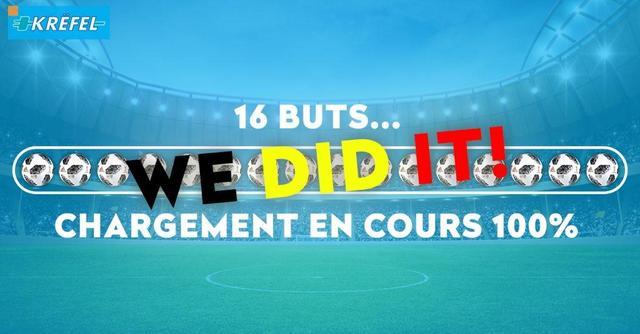 打入16球电视免费,比利时电商准备兑现承诺