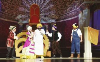 走进童话世界 南充经典儿童剧艺术节引爆全城