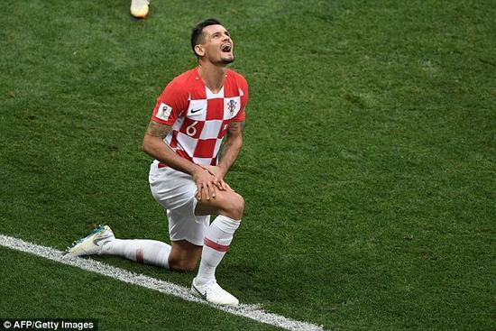 洛夫伦:法国踢得根本不是足球 克罗地亚更配冠军
