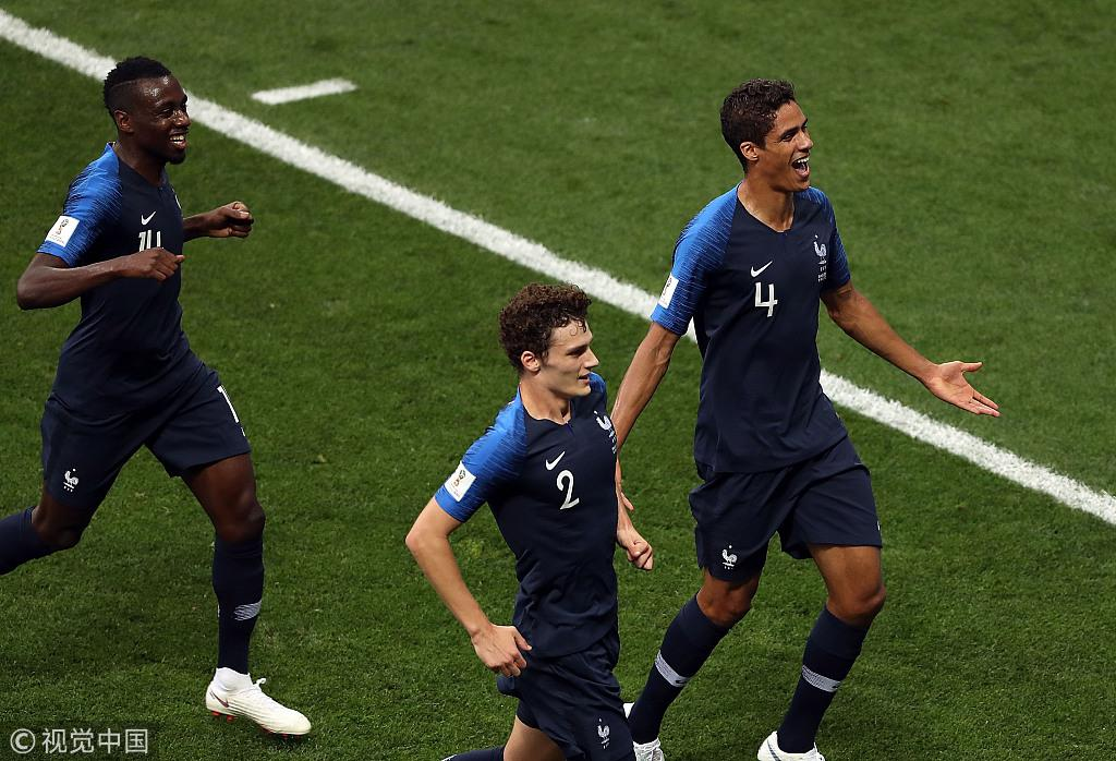 法国超炸小魔王!50天拿下欧冠+世界杯 世界第11人!