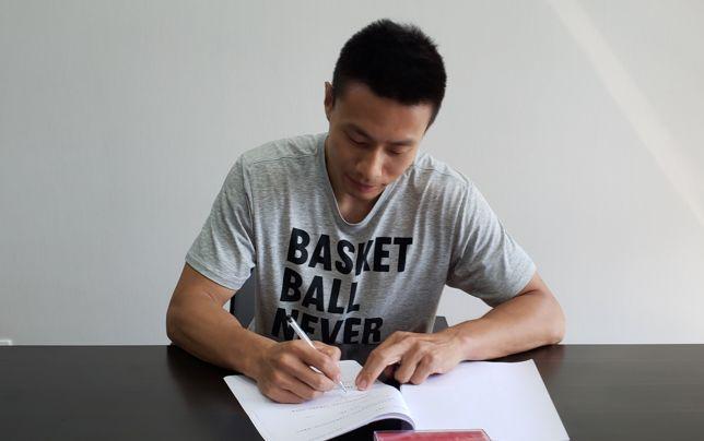 上海男篮官方宣布罗旭东回归 辗转5队后重返沪篮