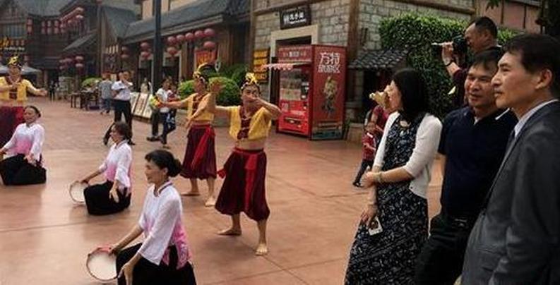 台媒: 台湾赴陆旅游人数逐年增加